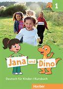 Εικόνα της Jana und Dino 1 - Kursbuch (Βιβλίο του