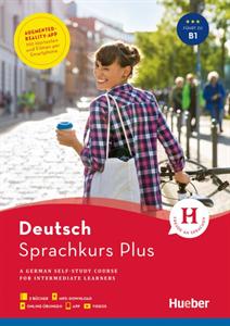 Εικόνα της Deutsch Sprachkurs Plus B1. A German Se