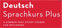 Εικόνα για την κατηγορία Deutsch Sprachkurs Plus. A German Self-Study Course for Beginners