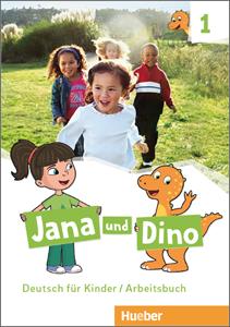 Εικόνα της Jana und Dino 1 - Arbeitsbuch (Βιβλίο α