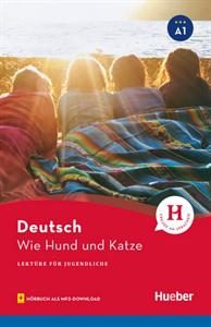 Εικόνα της Wie Hund und Katze – Lektüre mit MP3-Do