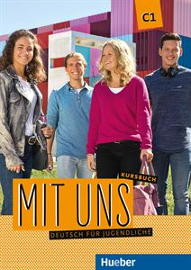 Εικόνα της Mit uns C1 – Kursbuch (Βιβλίο του μαθητ