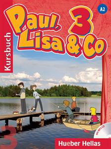Εικόνα της Paul, Lisa & Co 3 - Kursbuch mit MP3-CD