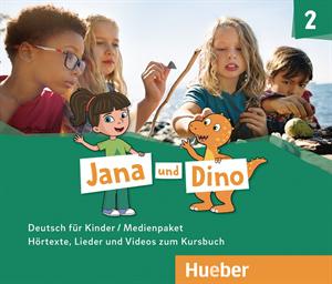 Εικόνα της Jana und Dino 2 - Medienpaket (Οπτικοακ