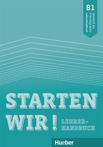 Εικόνα της Starten wir! B1 – Lehrerhandbuch (Βιβλί