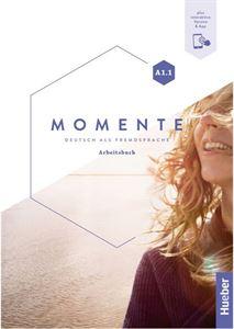 Εικόνα της MOMENTE A1.1 – Arbeitsbuch plus interak