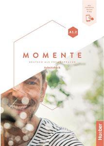 Εικόνα της MOMENTE A1.2 – Arbeitsbuch plus interak