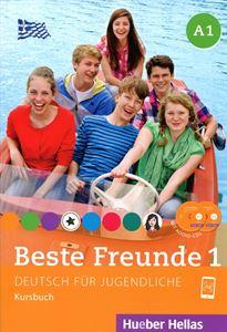 Εικόνα της Beste Freunde 1 - Kursbuch mit Audio-CD