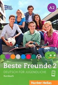 Εικόνα της Beste Freunde 2 - Kursbuch mit Audio-CD