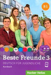 Εικόνα της Beste Freunde 3 - Kursbuch mit Audio-CD
