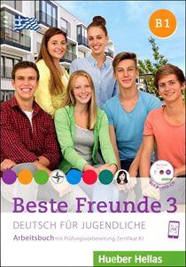Εικόνα της Beste Freunde 3 - Arbeitsbuch mit Audio